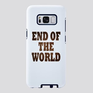 End of the world Samsung Galaxy S8 Case