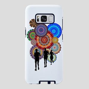 RUNNING SPIRIT Samsung Galaxy S8 Case