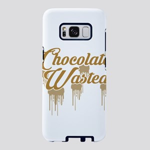 I Wanna Get Chocolate Waste Samsung Galaxy S8 Case