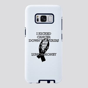 Cancer Bully (Black Ribbon) Samsung Galaxy S8 Case