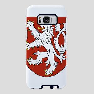 Coat of Arms czechoslovakia Samsung Galaxy S8 Case