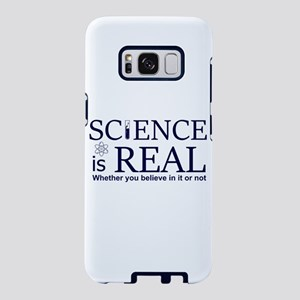 Science is Real Samsung Galaxy S8 Case