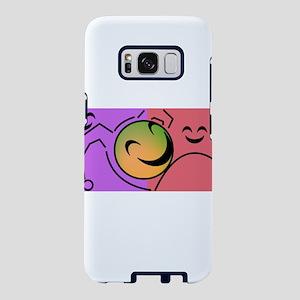 The Entertainer Samsung Galaxy S8 Case