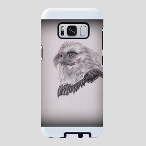 American Bald Eagle Patriot Samsung Galaxy S8 Case