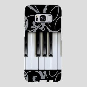 Piano Keyboard Samsung Galaxy S8 Case