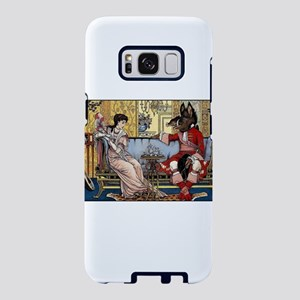 Beauty and The Beast having Samsung Galaxy S8 Case