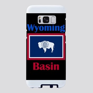 Basin Wyoming Samsung Galaxy S8 Case