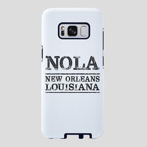 NOLA New Orleans Vintage Samsung Galaxy S8 Case