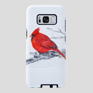 Cardinal Painting Samsung Galaxy S8 Case