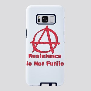Resistance Is Not Futile Samsung Galaxy S8 Case