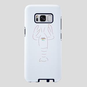FRIENDS Lobster Samsung Galaxy S8 Case