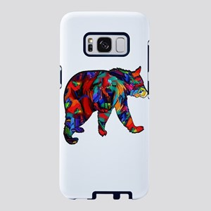 BEAR PAINTED Samsung Galaxy S8 Case