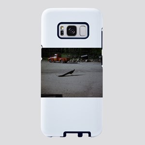 PICT0053 pheasant on fa Samsung Galaxy S8 Case