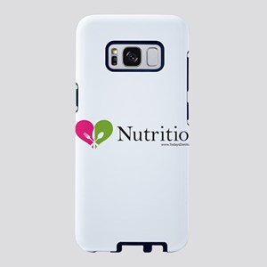 I Love Nutrition Samsung Galaxy S8 Case