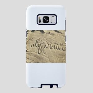 CALIFORNIA SAND Samsung Galaxy S8 Case