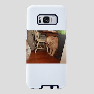 Nala the golden retriever u Samsung Galaxy S8 Case