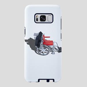 Houndstooth Jacket Wheelcha Samsung Galaxy S8 Case
