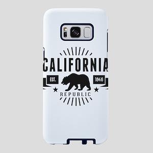 California Republic Samsung Galaxy S8 Case