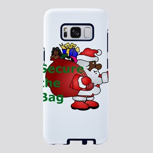 secure the bag santa Samsung Galaxy S8 Case
