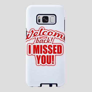 back again! Samsung Galaxy S8 Case