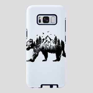 Bear Woods Samsung Galaxy S8 Case