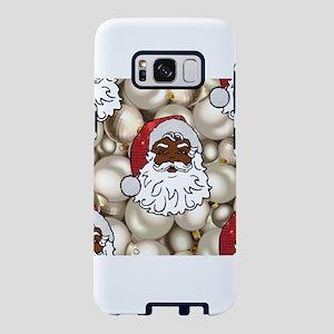 african santa claus Samsung Galaxy S8 Case