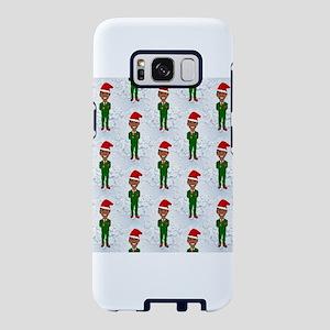 barack obama santa Samsung Galaxy S8 Case