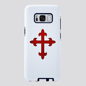 Crusader Cross Samsung Galaxy S8 Case