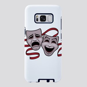 Comedy And Tragedy Theater Samsung Galaxy S8 Case