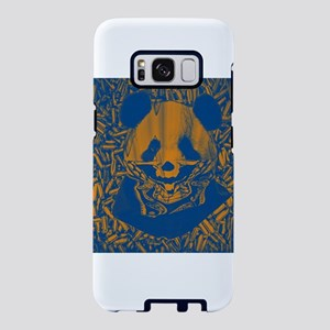 Bluish Yellow Panda Samsung Galaxy S8 Case