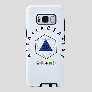 """Alea iacta est """"The di Samsung Galaxy S8 Case"""