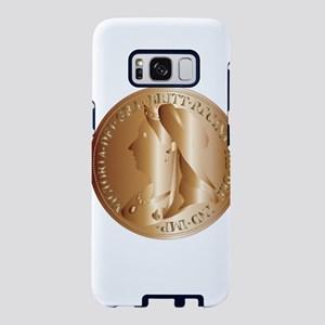 Victorian Penny Samsung Galaxy S8 Case