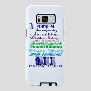 911 DISPATCHER Samsung Galaxy S8 Case