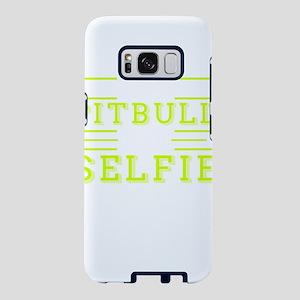 Pitbull Shirt My Pitbull My Samsung Galaxy S8 Case