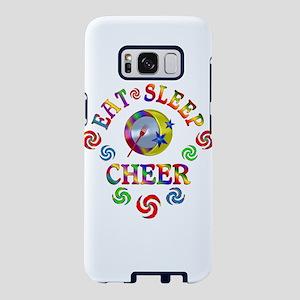 Eat Sleep Cheer Samsung Galaxy S8 Case