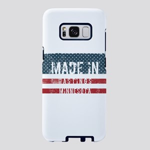 Made in Hastings, Minnesota Samsung Galaxy S8 Case