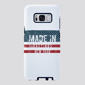 Made in Hastings, New York Samsung Galaxy S8 Case