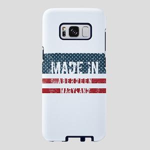 Made in Aberdeen, Maryland Samsung Galaxy S8 Case