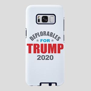 Deplorables for Trump 2020 Samsung Galaxy S8 Case