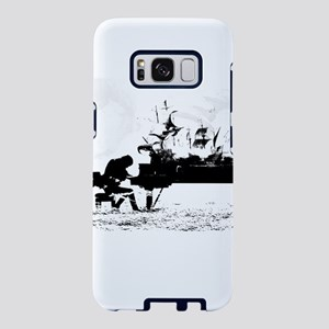 Piano Ships Samsung Galaxy S8 Case