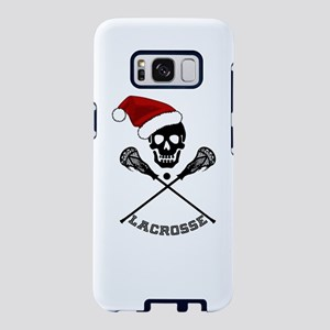 Christmas Lacrosse with San Samsung Galaxy S8 Case