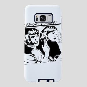MY FAVORITE MURDER GOO Samsung Galaxy S8 Case