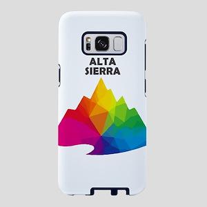 Alta Sierra - Wofford Hei Samsung Galaxy S8 Case