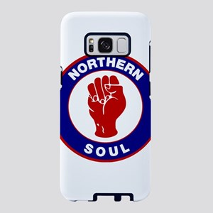 Northern Soul Retro Samsung Galaxy S8 Case
