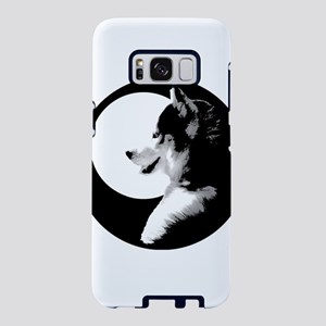 Siberian Husky Malamute Sle Samsung Galaxy S8 Case