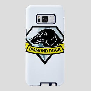 Diamond Dogs MGS Samsung Galaxy S8 Case