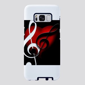 HeartandClefs Samsung Galaxy S8 Case