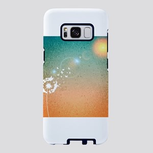 Abstract Dandelion Samsung Galaxy S8 Case