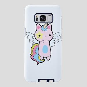 Cat Unicorn Fly Kawaii Samsung Galaxy S8 Case