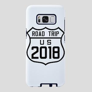 Road Trip US 2018 Samsung Galaxy S8 Case